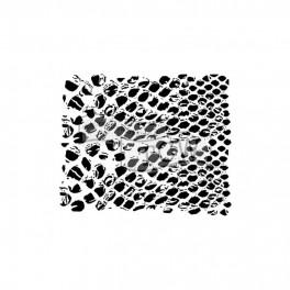 TCW, Stencil, 15x15, Bubble Wrap