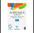 Acrylique, Akryl papir, blok, 10 ark
