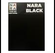 Nara papir, sort, 10 ark, 330 g - 22,8 x 30,4 cm
