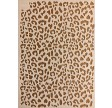 Stencil, 21 x 15, Tiny's Leopard