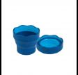 Faber Castell, Vandkop Clic & Go, blå