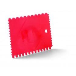 Tandspartel, rød