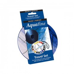 DALER ROWNEY, Akvarel travel set, Aquafine