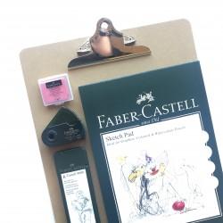 Faber Castell, tegne startsæt