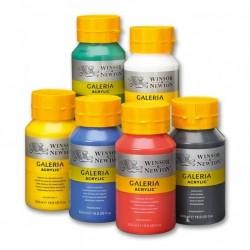 Galeria Akrylmaling, 500 ml. FAST LAVPRIS