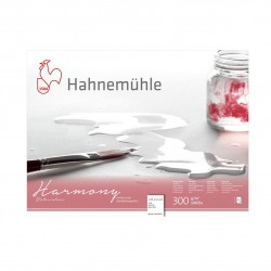 Hahnemühle Harmony Akvarel blok, Cold pressed, A4, 300gr.
