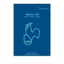 Hahnemühle Skizze 1584 blok, A4, 120gr.
