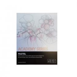 Academy pastel blok, A4, 25 ark