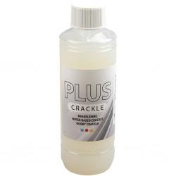 Plus crackle, krakelering medium, 250 ml