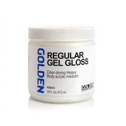 GOLDEN Regular Gel, 237 ml