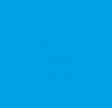 161 Shock blue middle
